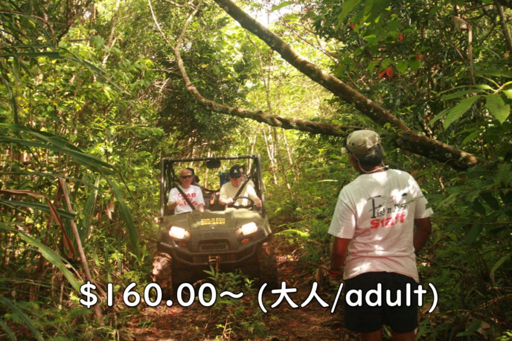 オフロードジャングルツアー アイキャッチ画像